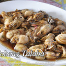 Adobong Talaba (Oysters Adobo)