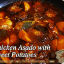 Chicken Asado with Sweet Potatoes
