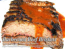 Barbecued Beef Briskets