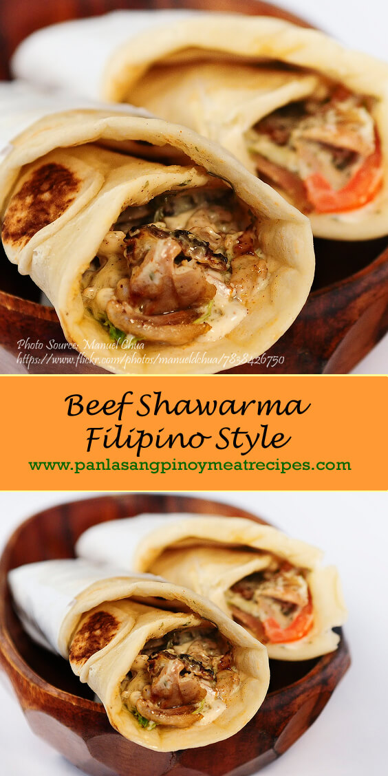 How to Cook Beef Shawarma Filipino Style