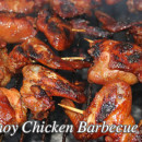 Pinoy Chicken Barbecue