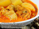 Chicken Curry Pinoy Style