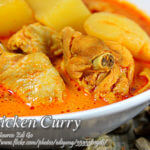 Chicken Curry Filipino Style
