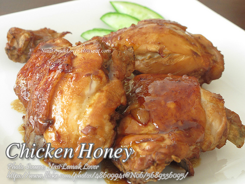 How to Cook Chicken Honey