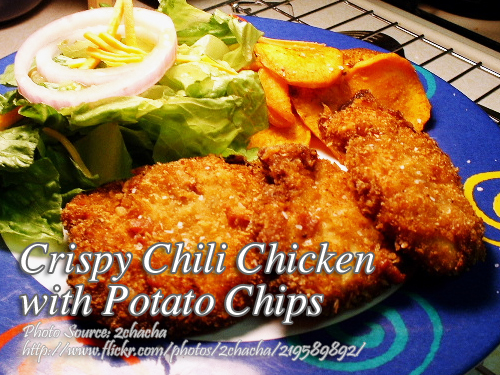 Crispy Chili Chicken