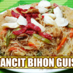 Pancit Bihon Guisado (Easy to Cook Version)