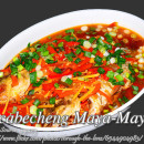 Escabecheng Maya-Maya (Sweet Sour Red Snapper)