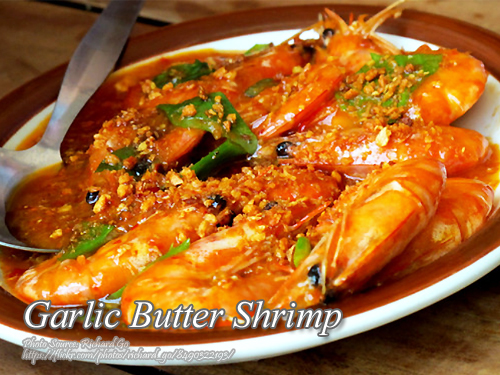 Garlic Butter Shrimp Pin it!