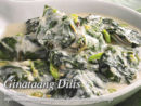 Ginataang Dilis (Anchovies in Coconut Milk)