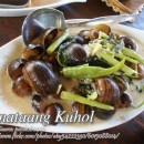 Ginataang Kuhol (Snails in Coconut Milk)