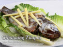 Ginataang Tilapia (Tilapia with Coconut Milk)