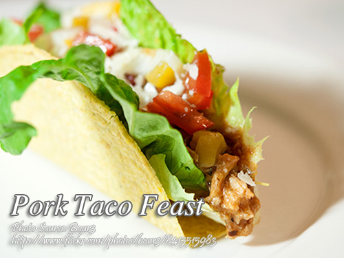 Ground Pork Taco