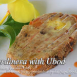 Hardinera with Ubod