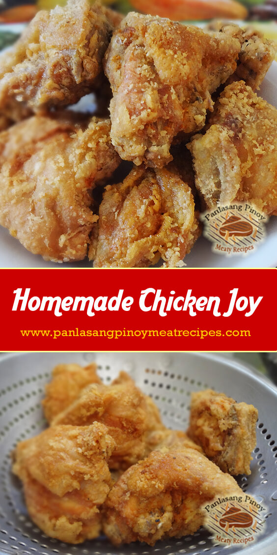 Homemade Chickenjoy Pinterest