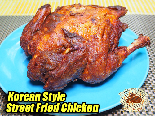 Korean Street Fried Chicken