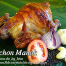 Lechon Manok (Filipino Style Roasted Chicken)