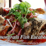 Lemongrass Fish Escabeche (Sweet and Sour Fish in Lemongrass)