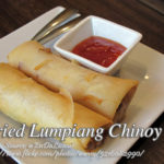 Fried Lumpiang Chinoy