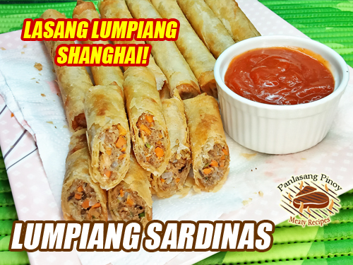 Lumpiang Sardinas Pint it!