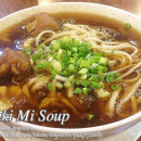 Authentic Maki Mi Soup