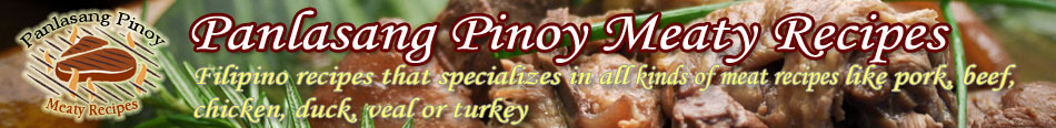 Panlasang Pinoy Meat Recipes