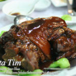 Pata Tim (Braised Pork Hocks)