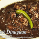 Pork Dinuguan (Pork Blood Stew)