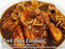 Pork Pata Estofado