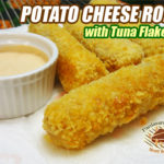 Potato Cheese Roll with Tuna