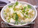 Potato and Chicken Salad
