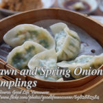 Prawn and Spring Onion Dumplings