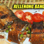 Rellenong Bangus Recipe (Stuffed Milk Fish)