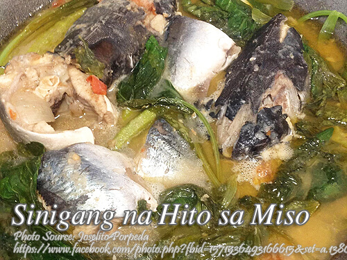 Sinigang Na Hito Sa Miso Panlasang Pinoy Meaty Recipes