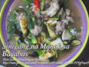 Sinigang na Manok sa Bayabas (Chicken in Guava Sour Broth)