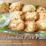 Fried Smoked Pork Patties