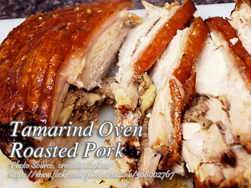 Tamarind Roasted Pork