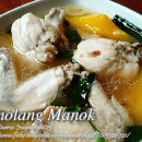 Tinolang Manok (Chicken Stew in Papaya)