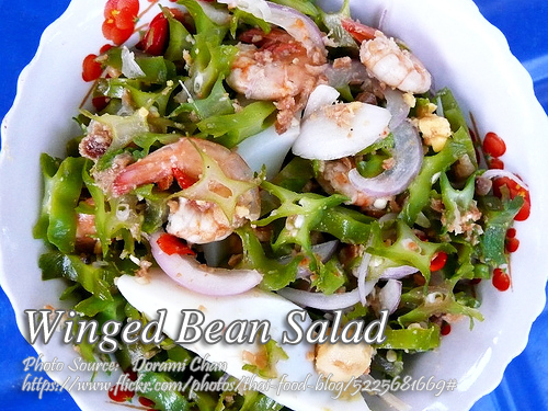 Winged Bean Salad